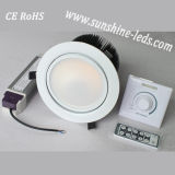 30W/20W/10 Вт светодиод початков с регулируемой яркостью затенения с помощью регулятора яркости освещения приборов