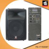 Aktiver Plastiklautsprecher 15 Zoll-Berufsdigital-Ampere Bluetooth mit Echo PS-1715debt