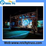 Iluminação de palco a torneira de Armação de alumínio Truss