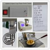 Tester automatico di punto di infiammabilità della tazza aperta idraulica diesel dell'olio lubrificante