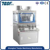 Presse rotatoire de tablette de machines pharmaceutiques de Zp-17b pour appuyer la machine de pillules