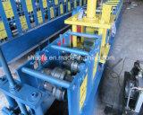 Roulis galvanisé de porte d'obturateur de rouleau de feuille formant la machine