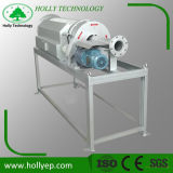 Écran de trommel de tambour de filtration de fibre pour le traitement des eaux résiduaires industriel