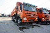 40tons Sinotruk HOWO 8X4 371HP Speicherauszug/Lastkraftwagen- mit Kippvorrichtungchina-Fabrik
