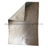 Stof van de Aluminiumfolie van de glasvezel de Waterdichte Vuurvaste