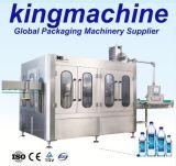 Eau pétillante automatique / l'eau gazéifiée Machine de remplissage