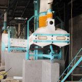 Moulins en acier de construction de blé des fraiseuses 200t de farine de blé des fraiseuses 100t Sturcture de farine de blé de modèle