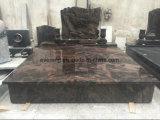 La pietra tombale del granito di Aurola monumento europei/russi/americani di stile/con progetta