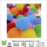 Reeks van 12 Veelkleurige Sneeuwballen voor Kerstmis