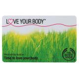 Cartão que pode escrever-se Printable do preço barato feito sob encomenda NFC