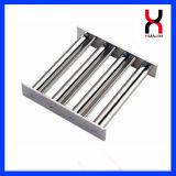Magnete magnetico del filtrante della griglia di rettangolo potente eccellente