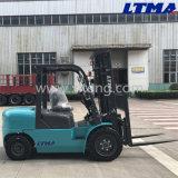 China 4 Tonnen-Dieselgabelstapler mit wahlweise freigestelltem Motor