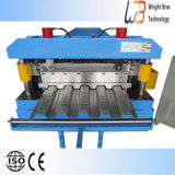 Des logos personnalisés pont machine à profiler de plancher de toiture en métal