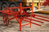 Máquinas4-26 Qtj tijolo oco Semi-automático da máquina para fazer Blocos sólidos de Pavimentação