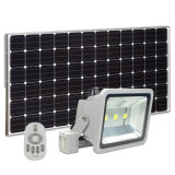 10W/20W/30W/40W/50W/100W/150ww200W mur du jardin Gazon LED Lampe de projecteur solaire