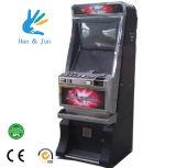 Coin exploité les fentes du cabinet d'écran tactile de la machine de jeu vidéo dans han&Jun