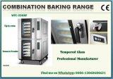 De commerciële Gisting van het Gas van de Apparatuur van de Catering met de Oven van het Baksel