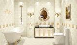 Mattonelle di ceramica della parete di rivestimento opaco del materiale da costruzione della Cina per la stanza da bagno