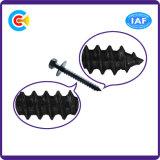 Go/DIN/Carbon-Steel JIS/ANSI/Stainless-Steel internes et externes de patin plat vis à tête hexagonale