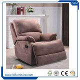 Mehrfachverbindungsstellen-Farben-synthetischer lederner Gewebe-Luxus-gesetztes Wohnzimmer-Sofa