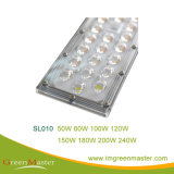 Indicatore luminoso di via di SL010 50W 60W 100W 120W 150W 180W 200W 240W LED