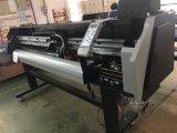Максимальная скорость Xaar1201 соответствует ожидаемому 1,8 м рулон для Rlll УФ-принтер X6-2030xuv