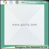 Techo de aluminio para la decoración de la oficina