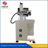 Широко используется лазерная печать машины на металлические волокна лазерная маркировка машины
