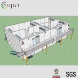 작업장, 찬 룸을%s Prefabricated 집