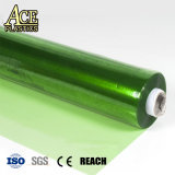 Film PVC de couleur gaufré clair pour la reliure livre de couvercle