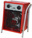 (fase 3) ideal do calefator de ventilador 15.0kw elétrico para aplicações comerciais, construção, armazéns e testes da carga térmica