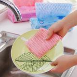 Desechables biodegradables de limpieza de la cocina limpiar
