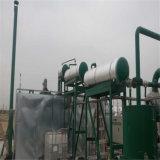 사용된 차 기름 재생을%s 진공 증류 설비