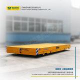 Charriot automatisé d'atelier pour l'usage de transport de faisceau en acier