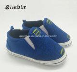 Чисто австралийские ботинки младенца хлопко-бумажная ткани холстины консервируют OEM