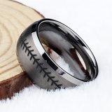De beste Hete Nieuwe Ringen Van uitstekende kwaliteit van het Wolfram van de Corrosie van het Ontwerp van de Manier