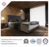 3つのシートのソファー(YB-W21)が付いているSmarnessのホテルの寝室の家具