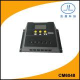 60A 48V PWM LCD Bildschirmanzeige-intelligenter Solarcontroller