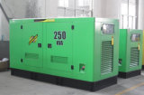 leises Dieselset des generator-110kw/137.5kVA angeschalten von Deutz Engine mit ISO und Cer