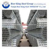 Warm gewalztes rundes galvanisiertes Stahlgefäß für die Gatter hergestellt in China