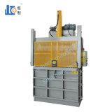 Le VES50-15076/Ld vertical électrique standard européen Presse à balles pour carton ondulé