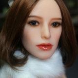 Куклы влюбленности ощупывания металла куклы секса силикона Sapm107A определенные размер жизнью каркасные реальные