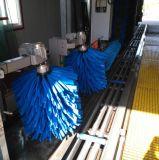 Burshesおよびドライヤーが付いているトンネルのカーウォッシュ機械のための自動速い洗濯機