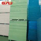 Carte de couleur personnalisés la mousse de polystyrène avec une bonne qualité
