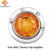 水晶はカスタム設計する熱い販売の財布のハンガー(XY-MXL73010)を