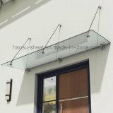 304 barras de acero inoxidable cubierta de vidrio