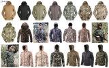21 cores de pele de tubarão de Inverno de vento Soft Shell Exército Casaco Casaco Caça Táctica militar uniforme