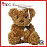 Tímidos pequenos macios decoram o urso enchido luxuoso da peluche para a máquina do guindaste