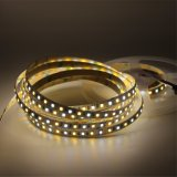 Blanc+blanc chaud LED SMD2835 8mm Strip Light
