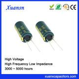 De Elektrolytische Condensator van het Aluminium van de hoge Frequentie 0.47UF 160V